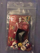 LEGO Minifigures 8831 Série 7 - Daredevil / Cascadeur NEUF
