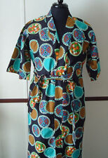 Vintage beautiful long robe Dynasty brand robe Nwt made in Hong Kong size P