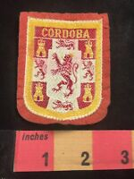 Chess Patch FLAMING RED KNIGHT HORSE Game Piece New Old Stock 71B3