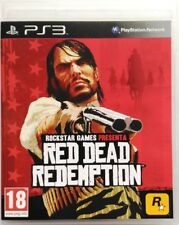 Gioco PS3 Red Dead Redemption - Rockstar Games Playstation 3 Usato