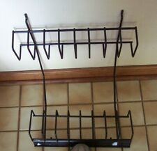 Pegboard Peg Board Hanging Storage Holder For Saw Blades Books Other Large Items
