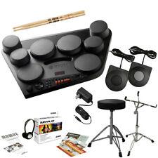 Yamaha DD-75 8-Pad Portable Digital Drum Set COMPLETE BUNDLE *New*