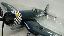 Vintage Aircraft Airplane Metal Rare WW2 Military Armor 1 48 Carousel Blue 18
