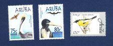 ARUBA # 1165 // 246 - OG NH  - BIRDS - 1998-2004