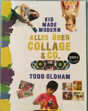 TB Todd Oldham - Kid Made Modern: Alles über Collage & Co.  (2014) Neu!!!