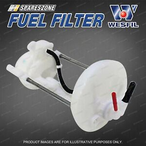 Wesfil Fuel Filter for Honda Civic FD 4Cyl 1.3 1.8 2.0 Refer Z920