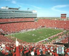 UNIVERSITY OF NEBRASKA CORNHUSKERS 8x10 College Football MEMORIAL STADIUM PHOTO