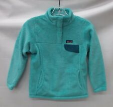 Patagonia Girls/Kids Re-Tool Snap-T Pullover 65586 Strait Blue Size Extra Large