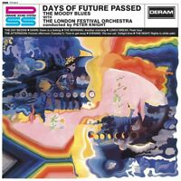 THE MOODY BLUES - DAYS OF FUTURE PASSED   VINYL LP NEW!
