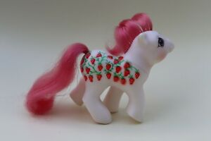 My Little Pony G1 Mail Order Baby Sugarberry TAF Twice As Fancy Babies