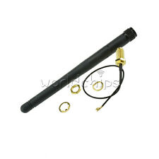 2.4GHz SMA Wireless Wifi Bluetooth IPX Antenna for ESP8266 NRF24L01 + PA CC2500