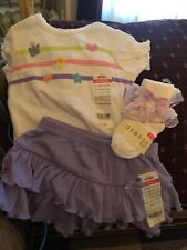 NWT 0-3 months girl lot clothes