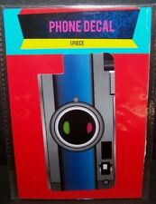 Cell Phone Decal Old-fashioned 35mm Camera Retro Sticker Peel & Stick Removable