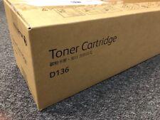 Genuine Fuji Xerox TONER  D136 Printer