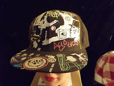baseball hat, kb ethos original, beat box,heroes, street life.