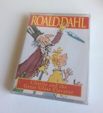 Charlie and the Great Glass Elevator,Roald Dahl Cassette Tape Sealed Rare