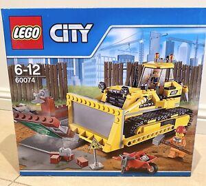 LEGO City - 60074 Bulldozer - BNIB