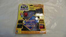 Vintage Namco Jakks Pacific Pac Man Plug and Play 5 in 1 TV Video Game Arcade