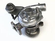 Turbolader Citroen Evasion Jumpy / Peugeot 806 807 2.0 HDi 80kw +Dichtungssatz