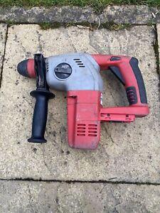 Milwaukee V28 HX Sds Hammer Drill