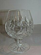 "VTG Waterford Irish Crystal Lismore Brandy Snifter Glass Gothic Mark EUC 5 1/4"""