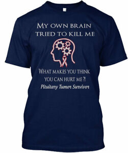 Pituitary Tumor Awareness - My Own Brain Gildan Tee T-Shirt