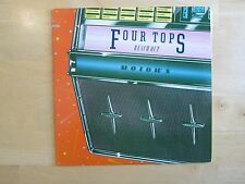 FOUR TOPS  VINYL RECORD LP ~ REACH OUT