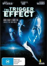 The Trigger Effect (DVD, 2009)**R4**New & Sealed*Kyle MacLachlan*