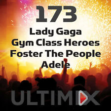 Ultimix 173 Vinyl DJ Remixes Lady Gaga Foster The People Adele Gym Class Heroes