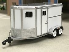 1/64 GREENLIGHT WHITE HORSE TRAILER