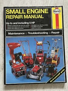 Haynes Manual 1666 - Small Engine Repair Manual (up to and including 5HP)