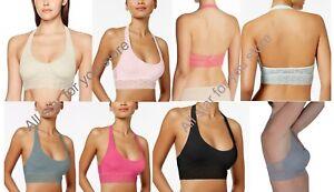 Calvin Klein Bare Lace Halter Bralette QF4044 XS, S, M, L, XL
