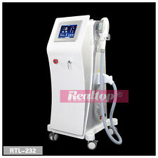IPL OPT Laser Hair Removal Face Care Body Tighten Salon Use Beauty Machine