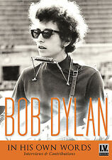 BOB DYLAN New Sealed 2017 CAREER SPANNING INTERVIEWS DVD