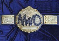 WWE NWO Big Gold Belt Championship Releathered Replica