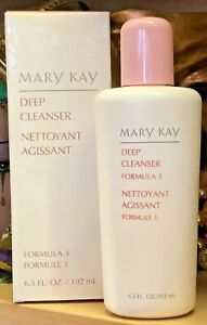 Mary Kay DEEP CLEANSER Formula 3 #1059 Oily Skin NEW IN BOX Fast ship