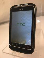 Screen Burn HTC Wildfire S Black Unlocked Network Smartphone
