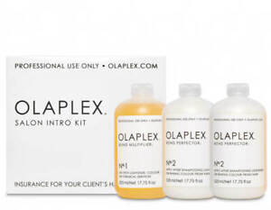 Olaplex Salon Intro Kit - 140 applications - Number 1 x 1 and Number 2 x 2