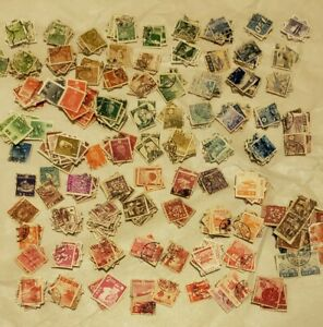 130+ Years Japanese Stamp LARGE LOT Imperial Wartime Modern Commemorative 1000+