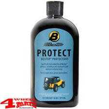 Oberflächen-Schutz Protectant für Verdeck + Bikini Top Bestop Jeep CJ + Wrangler