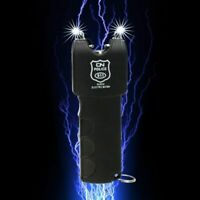 Electro Shocker Stun Toy For Self-Defense Electric Shock Wand W/ LED Flashlight