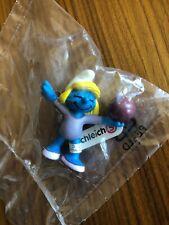 Schleich~Smurf/Smurfette~Figure~New in Package