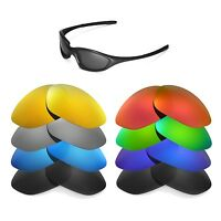 ac1c7dd3ba7 Walleva Replacement Lenses 4 Oakley XX (Twenty XX) Sunglasses - Multiple  Options