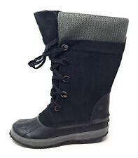 Northside Womens Sun Peak Snow Winter Boot Black Size 7 M US