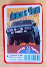 1 Quartett z. Wahl: Jeeps/ Jets/ Toyota/ Marine/ Hunde/ Katzen/ Pferde/ Dinos