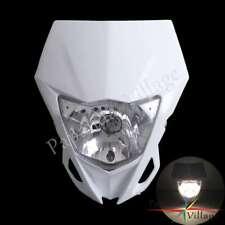 1x Off Road Dirt Bike Enduro Supermoto Headlight Head Lamp For Honda CRF50F CRF