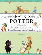 Deutsche Vorschul- & Frühlern-Bücher mit Geschichts-Potter Beatrix
