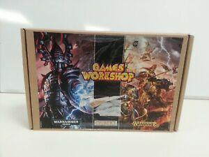 New Games Workshop  Warhammer 40k First Strike Starter Set Contents Sealed #972