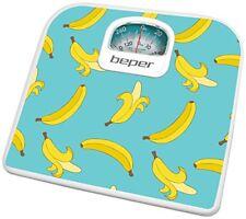 Beper 40.812f1 Bilancia pesapersone Meccanica fantasia Banane (s1t)
