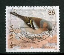 Switzerland 2006-9 SG#1671 85c Birds Definitive Used #A48985
